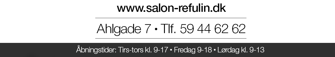 Salon Refulin adresse Holbaek